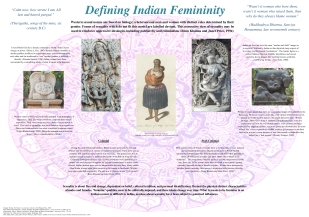 Sophie Warren (2012) Defining Indian Femininity